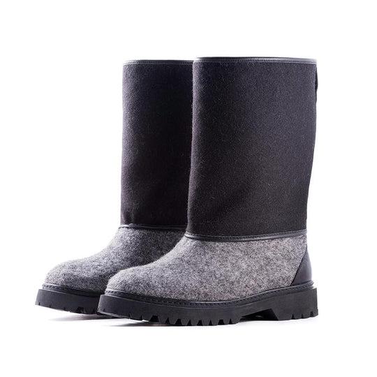 Baabuk Boots - Black Edition