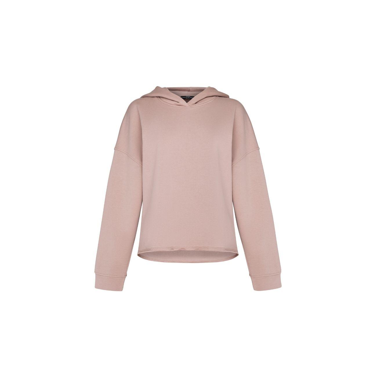 Sport Angel women's ikapa powdery pink hoodie