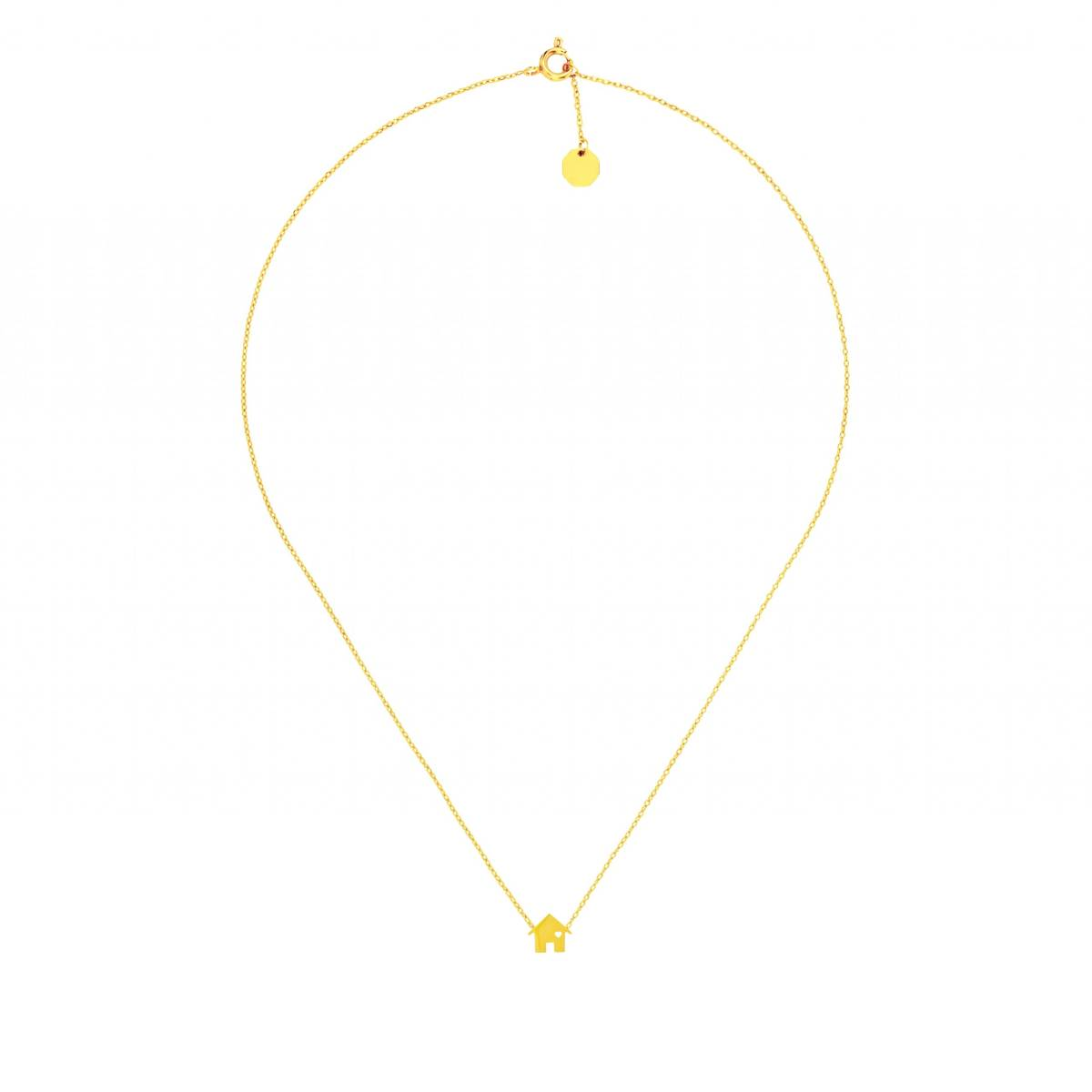 Flor Amazona Stay Home Necklace