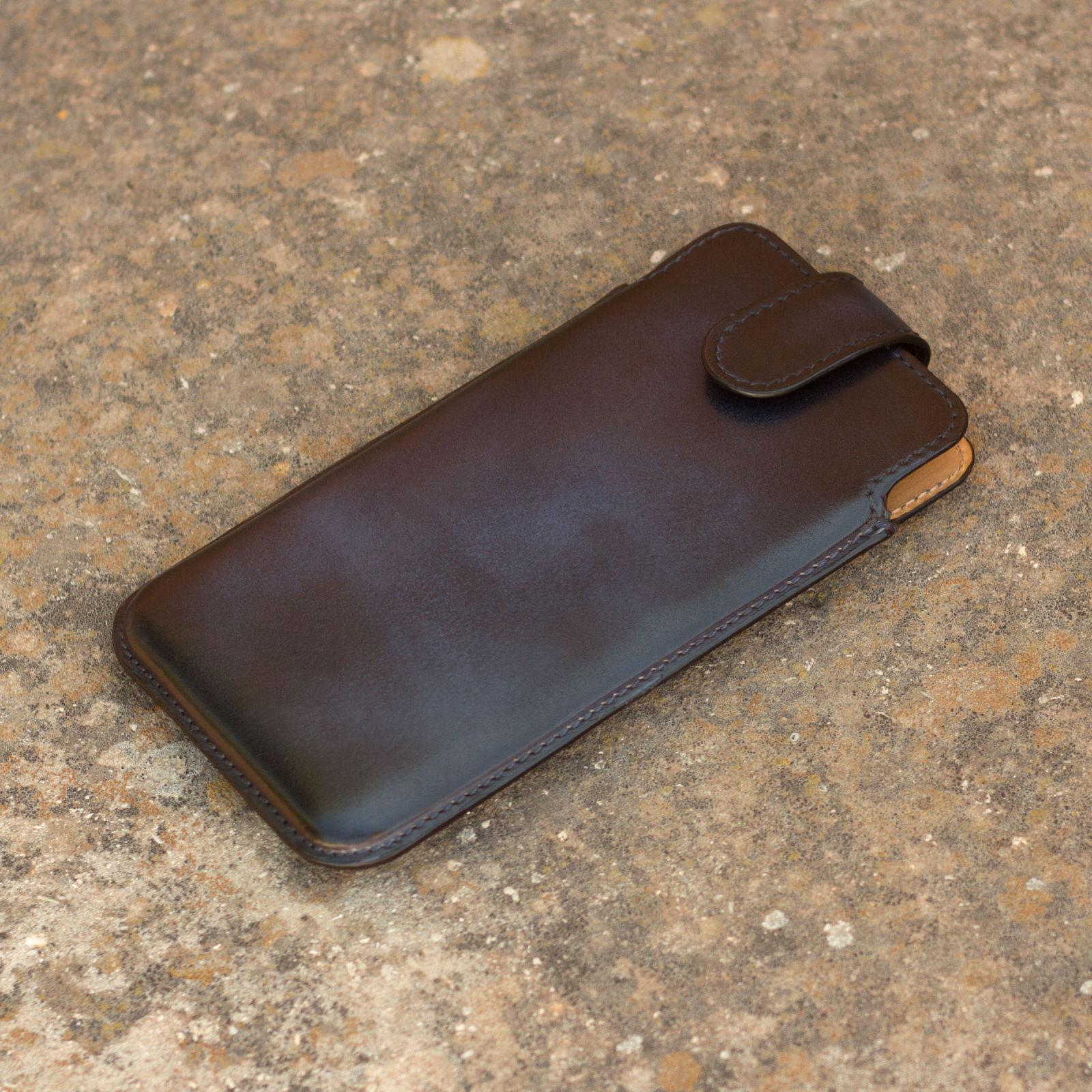 Coveti by you Luxury Leathergoods Phone Case
