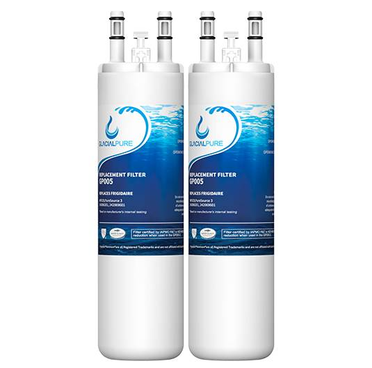 GlacialPure 2Pk compatible with AP4567491, WF3CB, PureSource3
