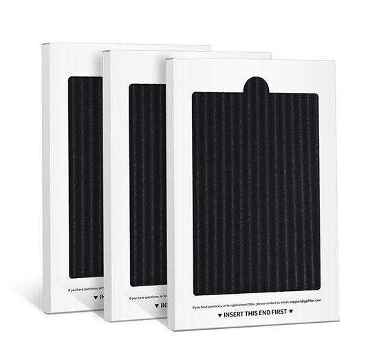 Frigidaire PAULTRA Fridge Air Filter Replacement by AIRx (3-Pack)