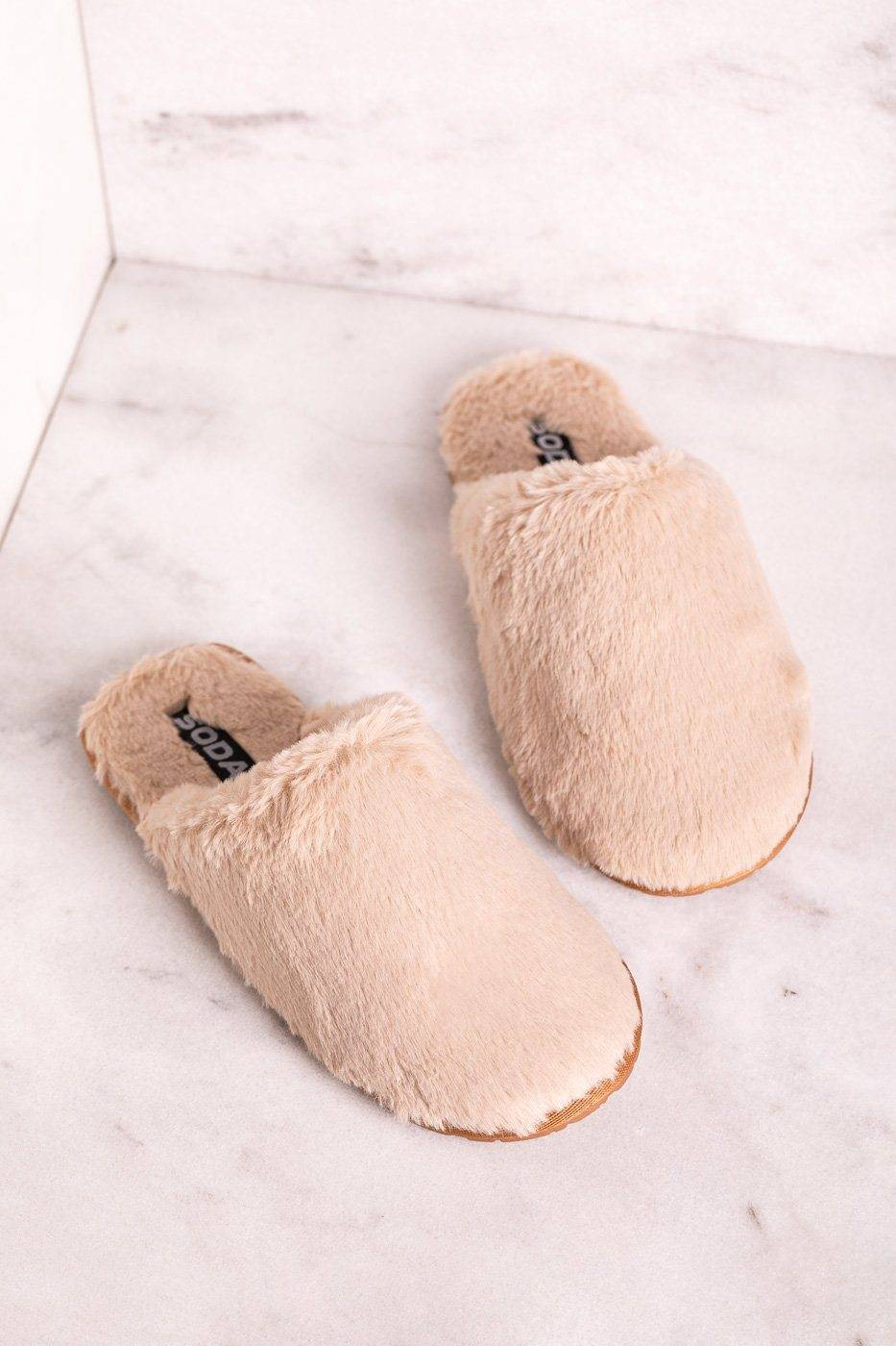 Fortune Dynamic At Home Natural Beige Slippers  - H1383 Natural 9