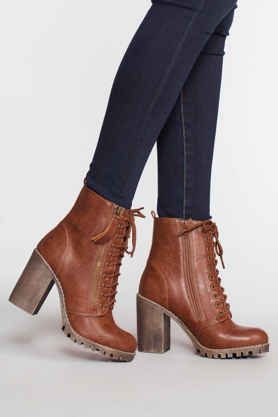 Fortune Dynamic Edge Of Life Boots - Tan  - C1647 Tan 6.5