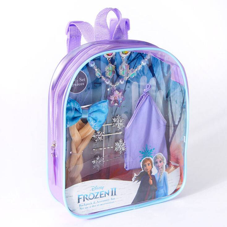 Disney Claire's ©Disney Frozen 2 Small Backpack & Accessory Set