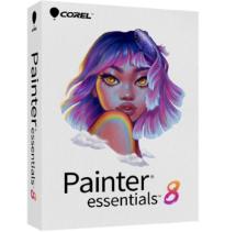 Corel Corporation Painter Essentials 8 (Windows/Mac), Painting software for beginners
