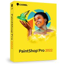 Corel Corporation PaintShop Pro 2022 - Photo editing software