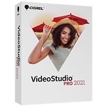 Corel Corporation VideoStudio Pro 2021, Video Editing Software