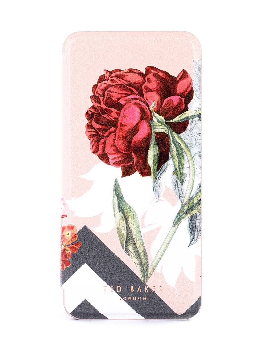 Ted Baker Mirror Folio Case for Galaxy S9 - Palace Gardens