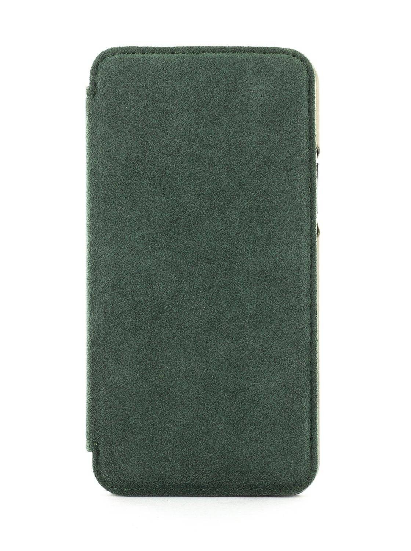 Greenwich BLAKE Classic Alcantara Case for iPhone 11 Pro - Sage (Green)