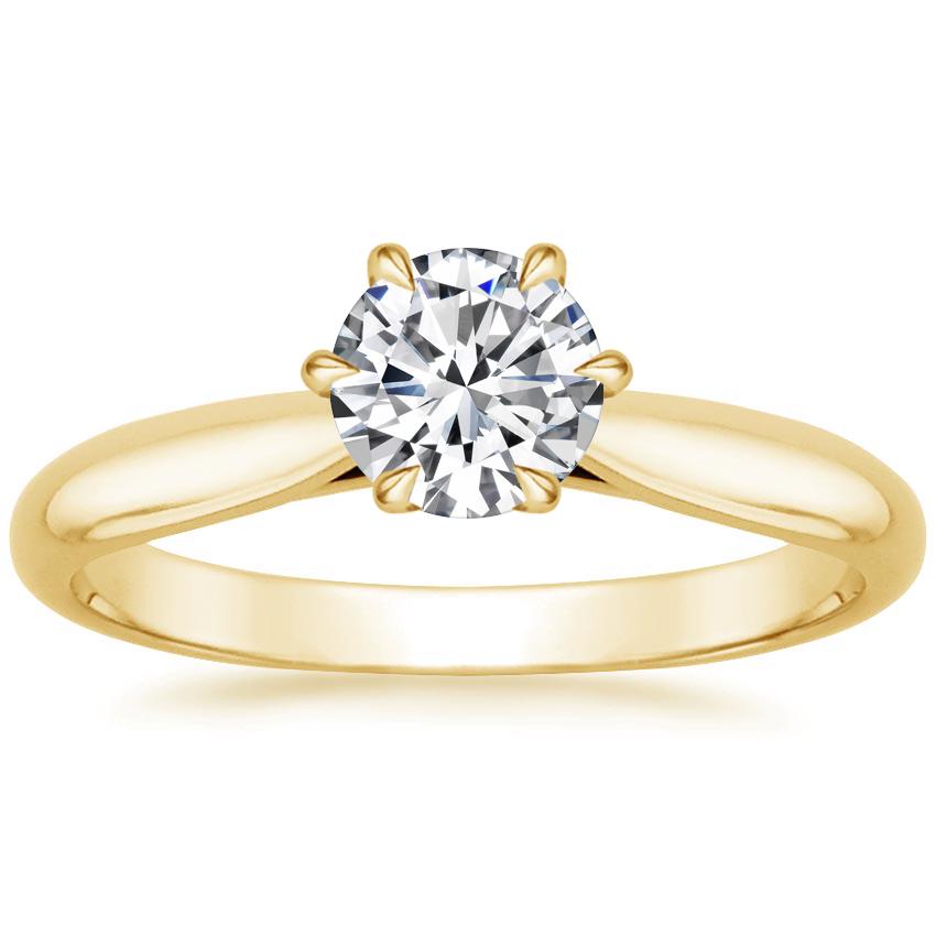 18K Yellow Gold Catalina Ring