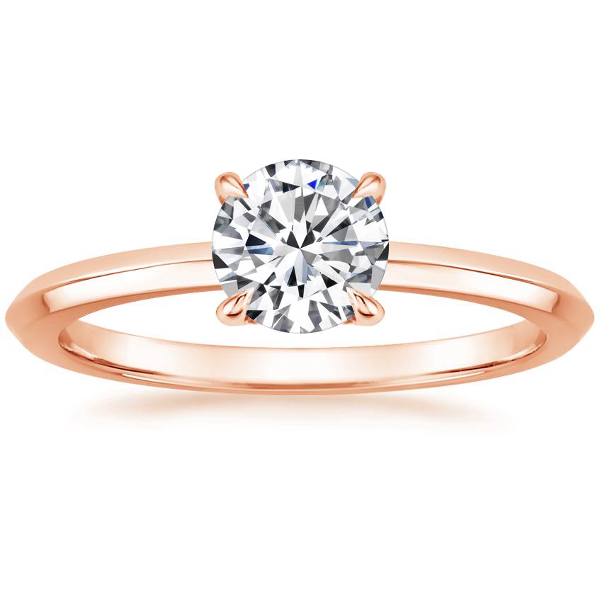 14K Rose Gold Hazel Ring
