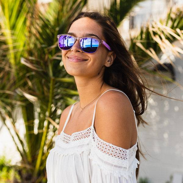 SandCloud Recycled Pink Sunglasses