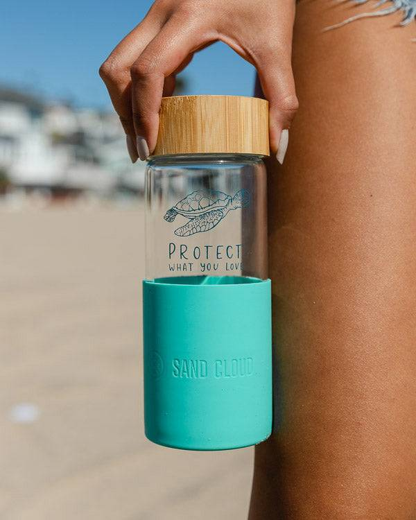 SandCloud Protect Our Turtles Bottle