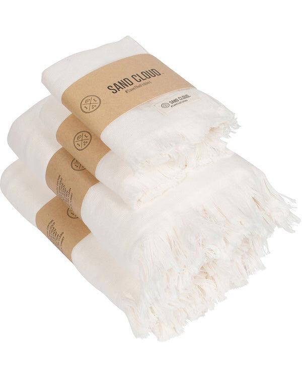 SandCloud Ivory Bath Bundle