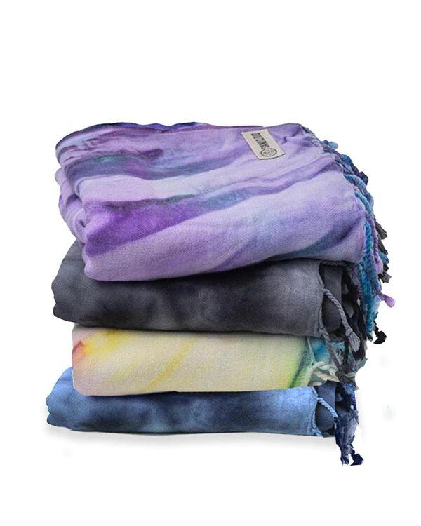 SandCloud Tie Dye Towel Bundle XL - 4 Pack