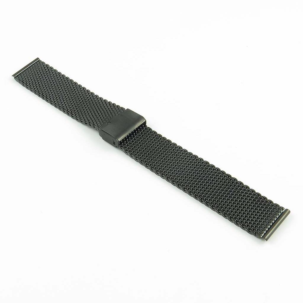 Strapsco Milanese Mesh Watch Strap for Samsung Gear Sport