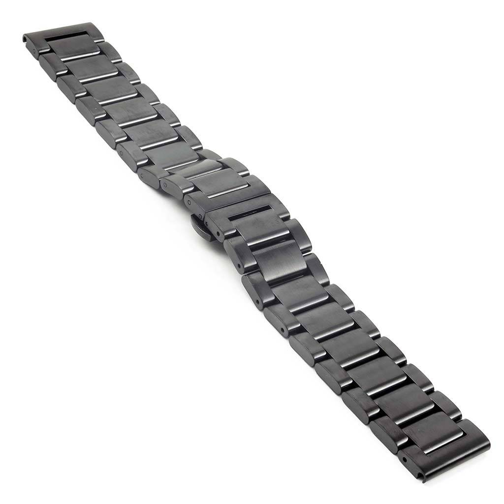 Strapsco Metal Watch Band for Samsung Gear Sport