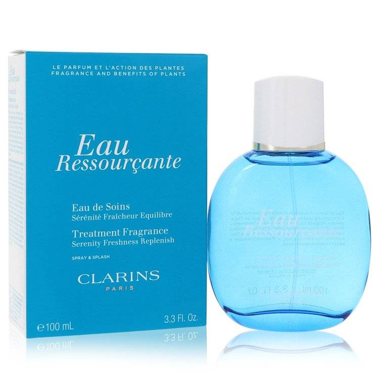 Clarins Eau Ressourcante Perfume 3.3 oz Treatment Fragrance Spray for Women