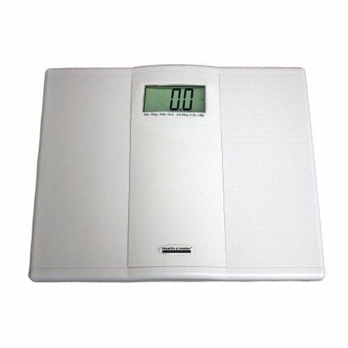 Health O Meter Floor Scale Health O Meter Digital Audio Display 400 lbs. Battery Operated - 1 Each b