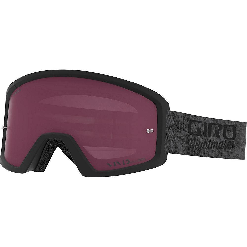 Giro Studio Nightmares Blok MTB Goggles 2020 - Bicycle Nightmares Black