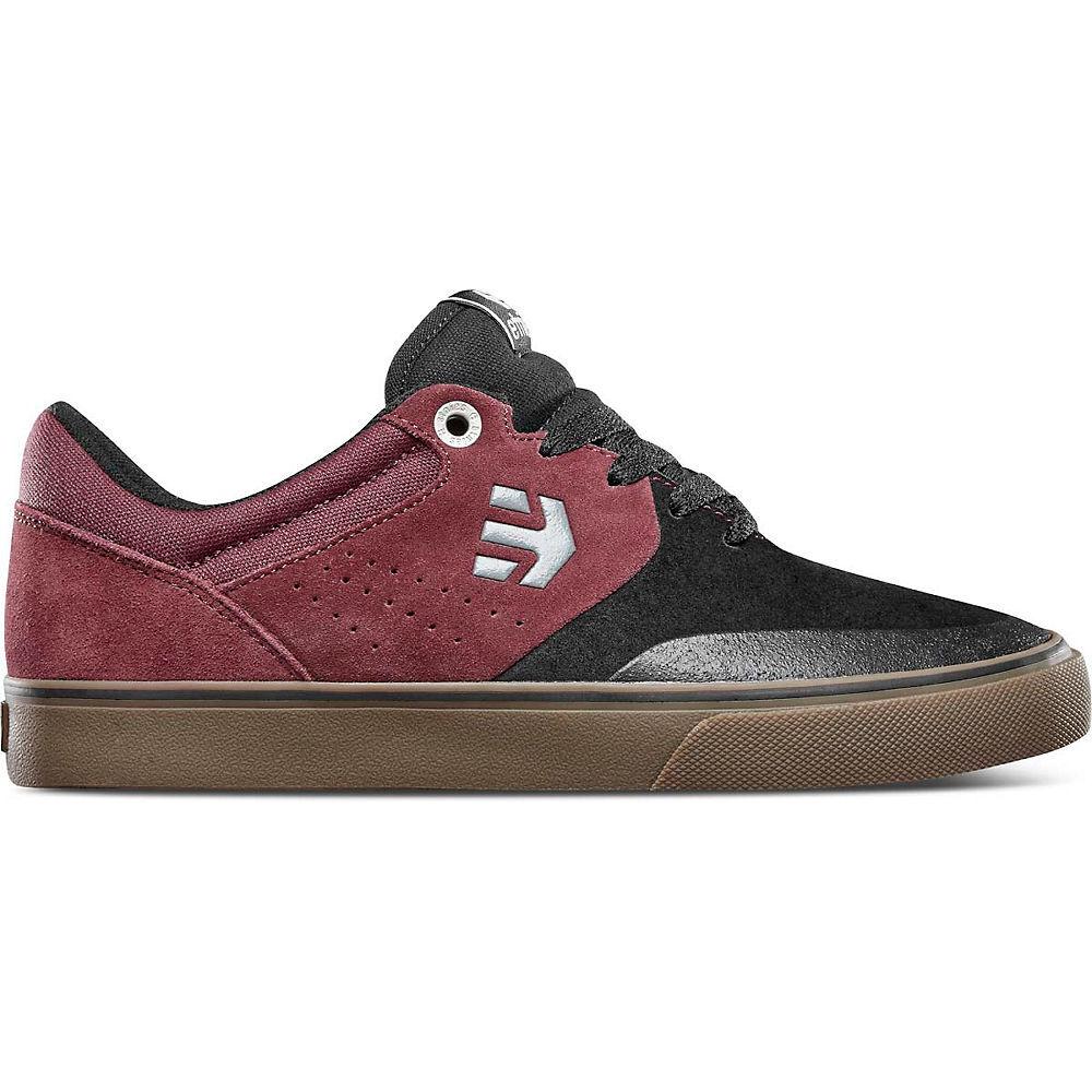 Etnies Marana Vulc Shoes 2020 - UK 10 - Black-Red-Beige