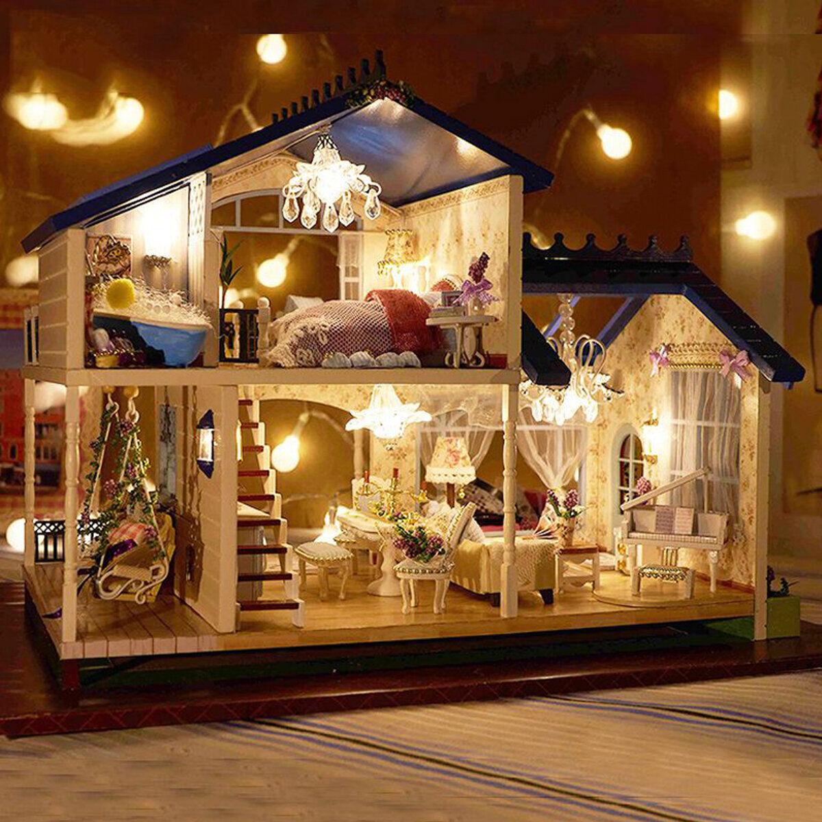 Newchic DIY Toy House