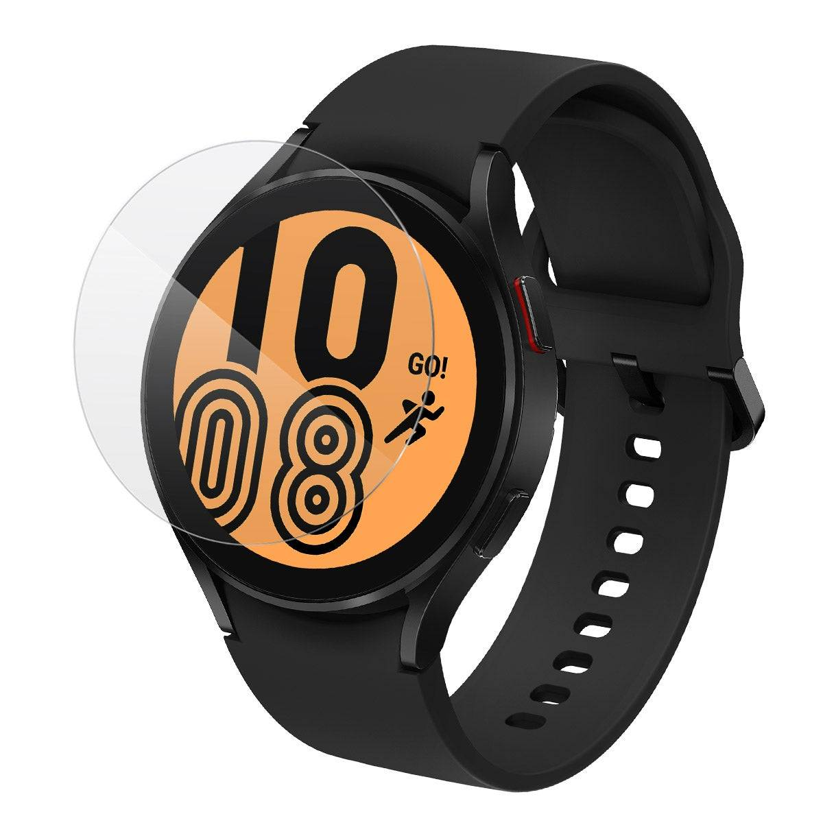 InvisibleShield GlassFusion Samsung Galaxy Watch4 (44mm-Case Friendly)