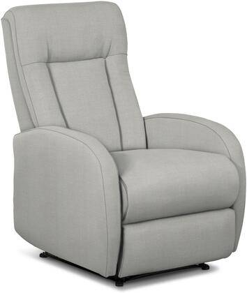 Best Home Furnishings Rayne Collection 6SP14-19703 Power Recliner with High Backrest  Kiln Dried Har