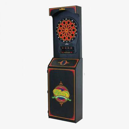 Arachnid E650FS-BK2 Arcade Standup Cabinet with Cricket Pro 650  24 Games with 132 Options and 5 Cri