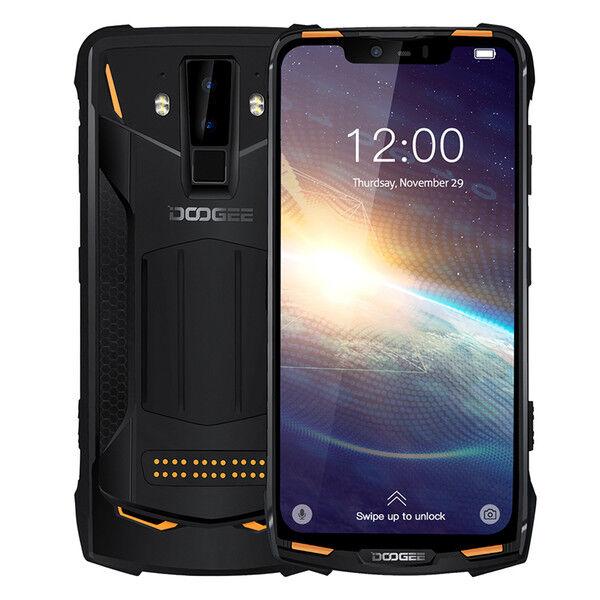 DHgate doogee s90 pro modular rugged mobile phone ip68 helio p70 6.18