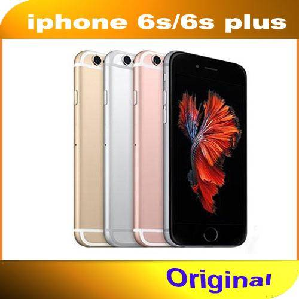 DHgate refurbished original unlocked iphone 6s mobile phone 4g lte 4.7 inches ios 2gb ram 16gb/64gb/