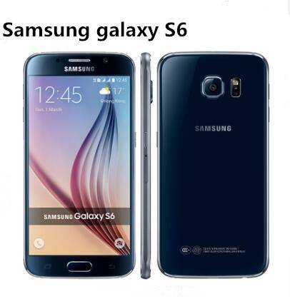 DHgate samsung galaxy s6 g920a g920t g920p g920f unlocked original mobile phone 3gb ram 32gb rom oct