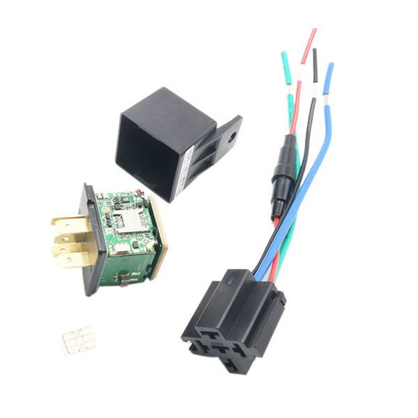 DHgate car gps & accessories tracking relay tracker device gsm locator remote control anti-theft mon