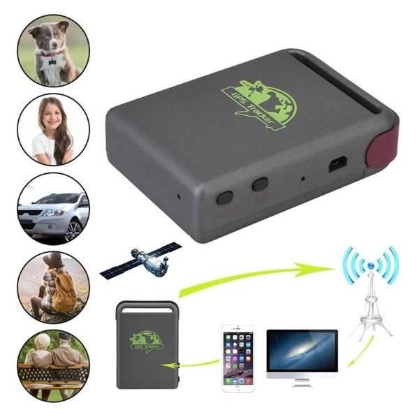 DHgate car gps & accessories vehicle tracking locator device gsm gprs tracker mini remote control ov