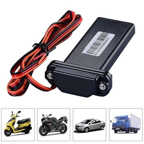 DHgate car gps & accessories tracker vehicle tracking device waterproof motorcycle mini gsm sms loca