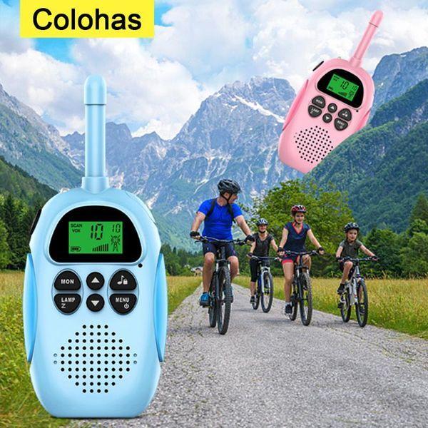 DHgate electronic gadgets for kids wireless children's walkie talkie toy handheld gear long receptio