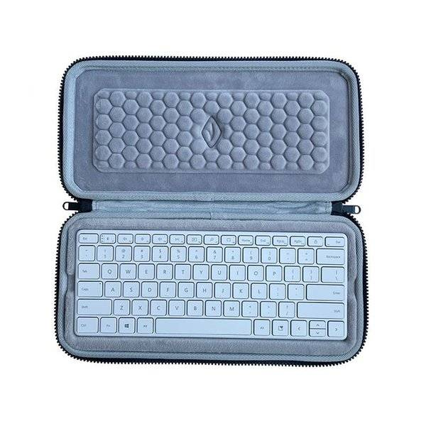 DHgate duffel bags portable carrying case for microsoft designer keyboard and mouse storage box prot