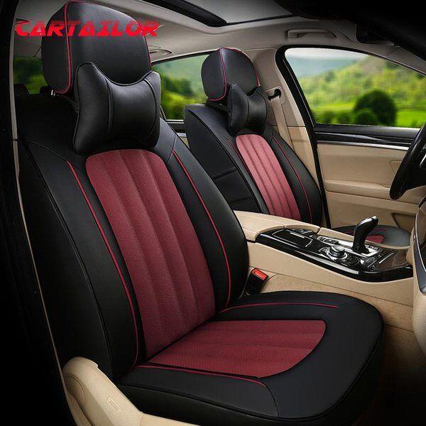 DHgate cartailor automobiles seat covers for infiniti qx60 car seat cover set cowhide & artificial l