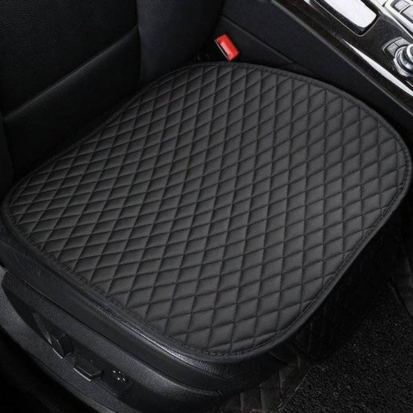 DHgate car seat covers pu leather cover universal cushion front rear backseat auto chair protector m
