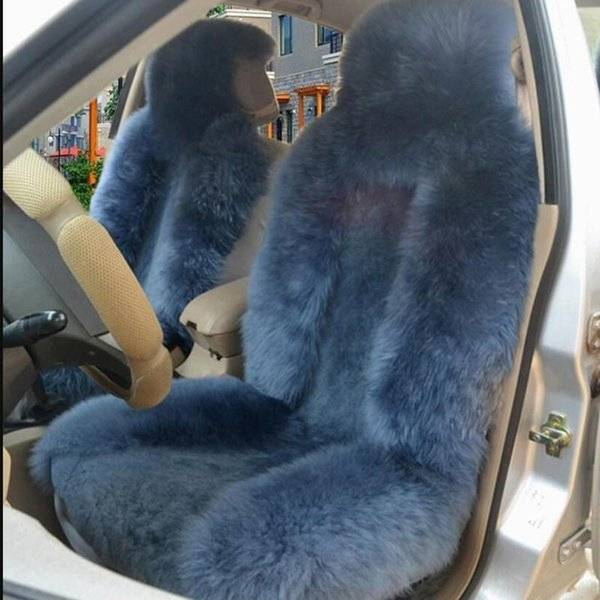 DHgate 1pcs wool car seat car seat covers universal cushion accessories decorate protection covers f