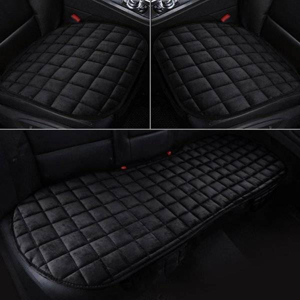 DHgate car seat covers front/rear/ full set choose cushion pad protector accessories anti-slip unive