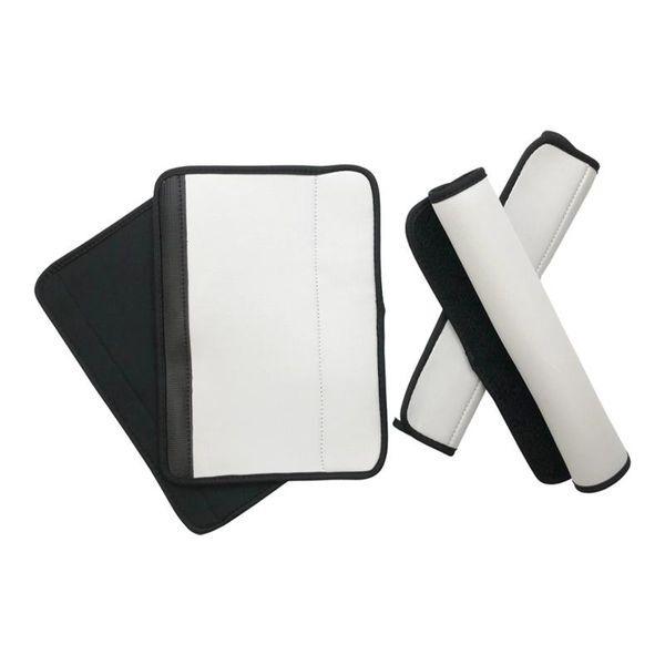 DHgate 50pcs-500pcs sublimation neoprene car seat belt cover seatbelt sleeves safety pad strap shoul