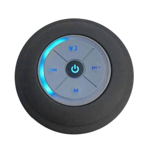 DHgate portable speakers subwoofer waterproof wireless bluetooth speaker car handscall music suction