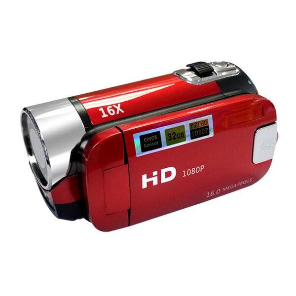 DHgate camcorders vlog camera 1080p full hd 16mp dv camcorder digital video 270 degree rotation scre