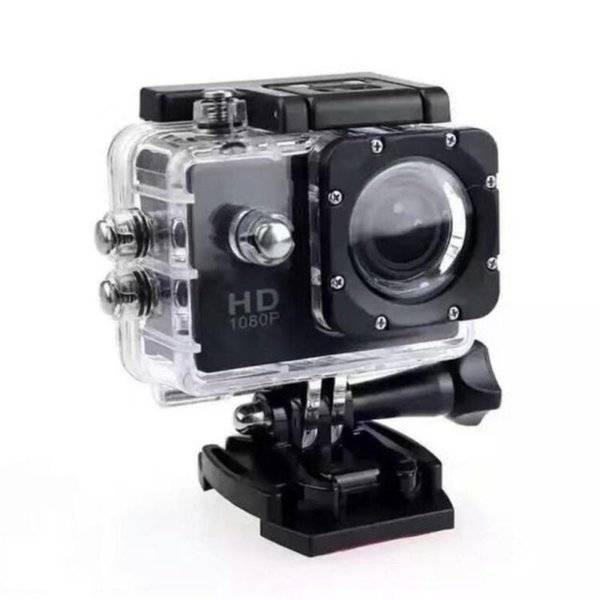 DHgate camcorders mini underwater dv camera hd 1080p cam waterproof helmet video recording cameras o