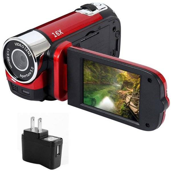 DHgate camcorders 1080p anti-shake dvr shooting high definition camcorder video clear portable timed