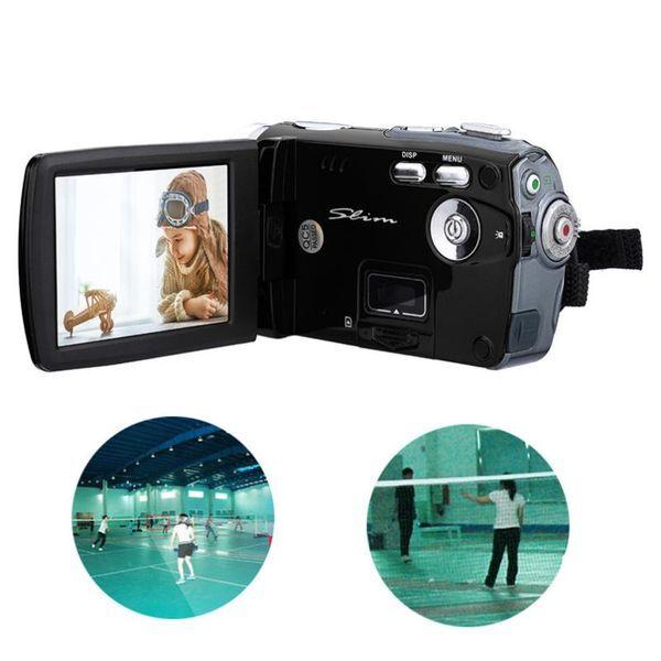 DHgate camcorders video camcorder hd 720p handheld digital camera 16x zoom 3.0 inch led light 40ap10