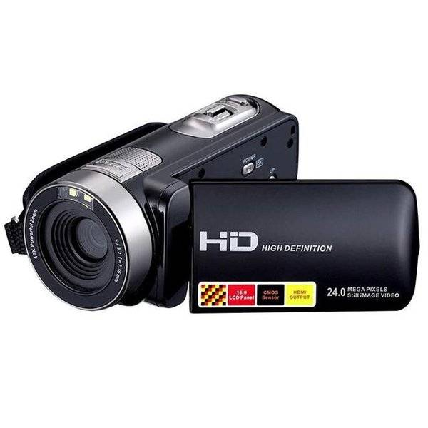 DHgate camcorders 2021 selling 1080p digital video camera camcorder max24mp, professional mini with