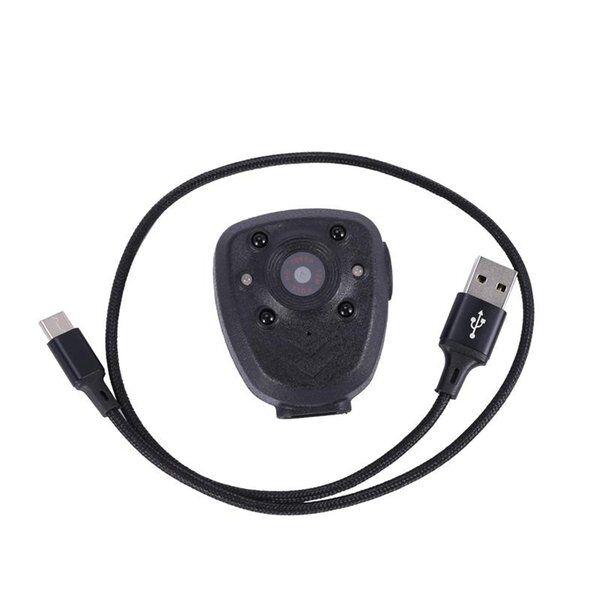 DHgate digital cameras hd 1080p body lapel worn video camera dvr ir night visible led light cam 4-ho
